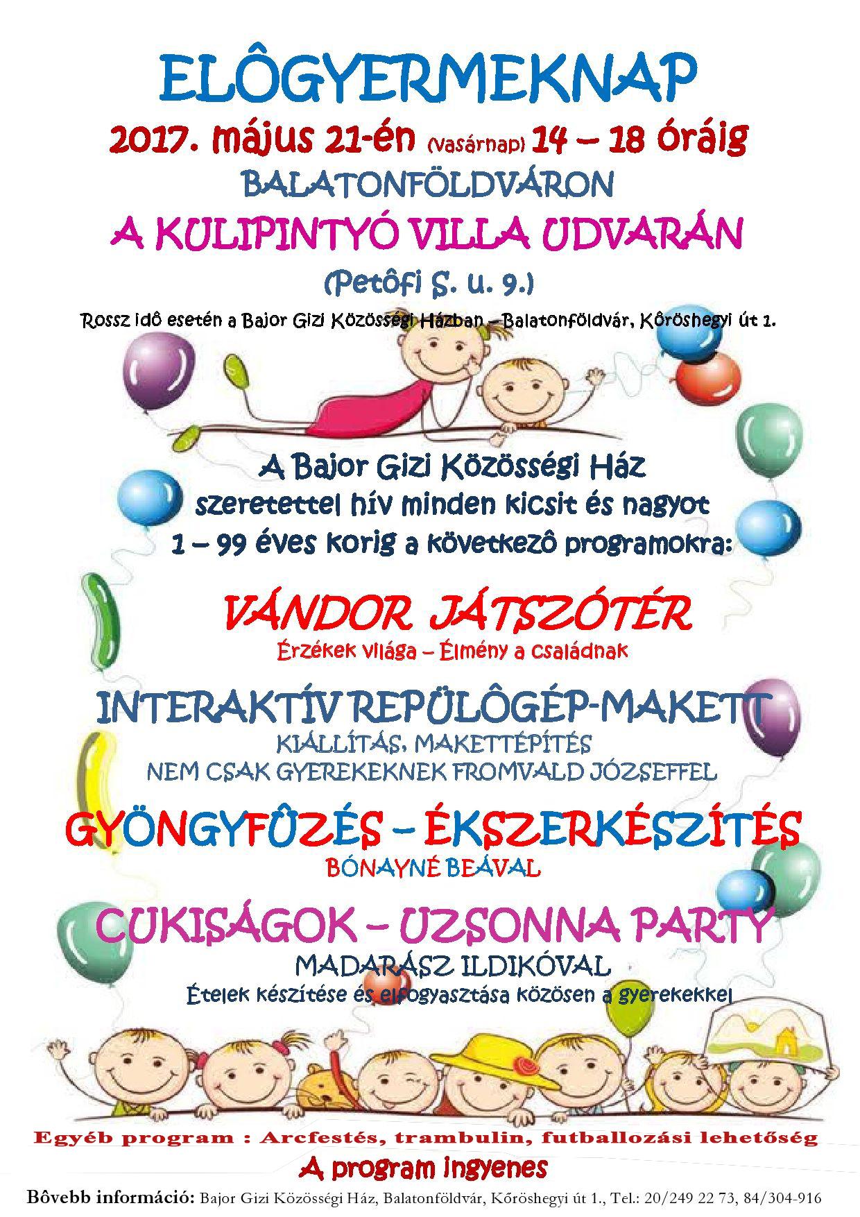 gyereknap-teszt